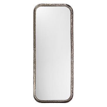 Capital Mirror - Silver