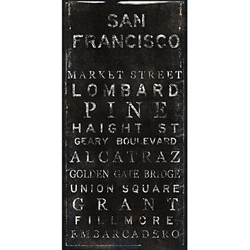 San Francisco - Glass Coat