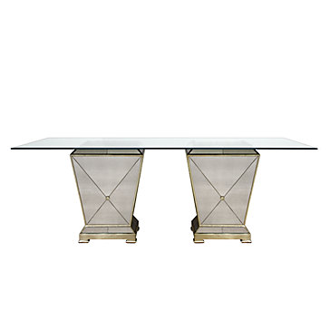 Borghese Rectangular Dining Table Dining Tables