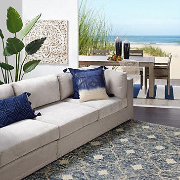 Luka Open Air Living Room Inspiration