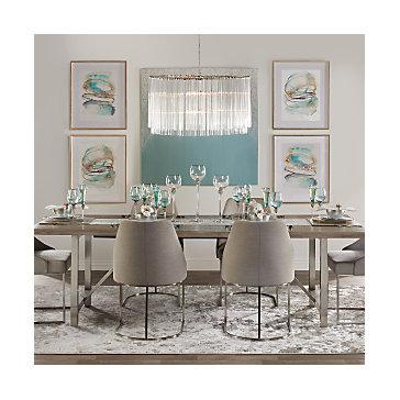 Lex Rowan Halo Dining Room Inspiration