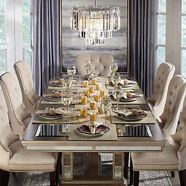 Ava Charlotte Dining Room Inspiration