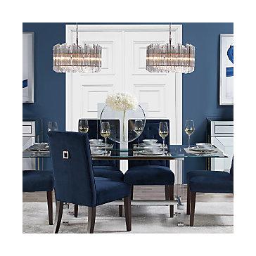 Savoy Maxwell Dining Room Inspiration