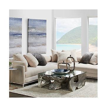 Ventura Wanderlust Living Room Inspiration