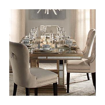 Ava Brushstroke Dining Room Inspiration