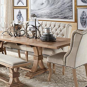 Coastal Archer Dining Room Inspiration