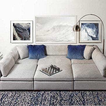 Naples Pit Living Room Inspiration