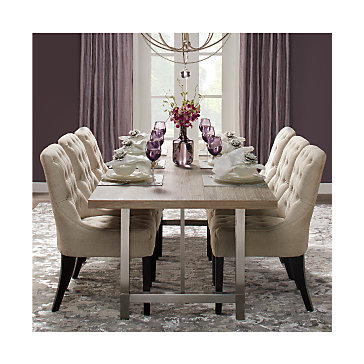 Amethyst Lex Dining Room Inspiration