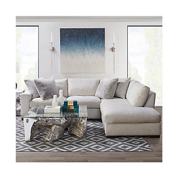 Natural Sequoia Del Mar Living Room Inspiration