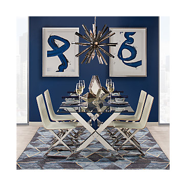 Sapphire Axis Dining Room Inspiration