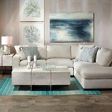 Del Mar Eucalyptus Living Room Inspiration