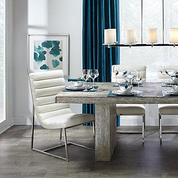 Modern Timber Dining Room Inspiration