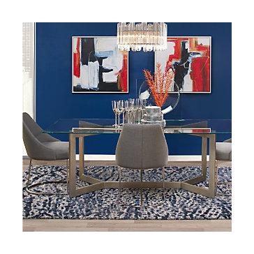 Sapphire Brooklyn Dining Room Inspiration