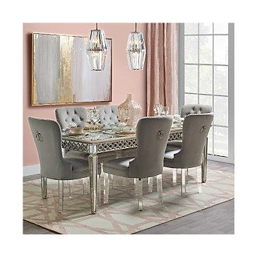 Blush Sophie Dining Room Inspiration