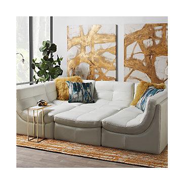 Gold Convo Living Room Inspiration