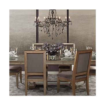 Amethyst Ava Dining Room Inspiration