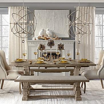 Archer Fresco Dining Room Inspiration