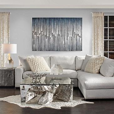 Del Mar Lawson Living Room Inspiration