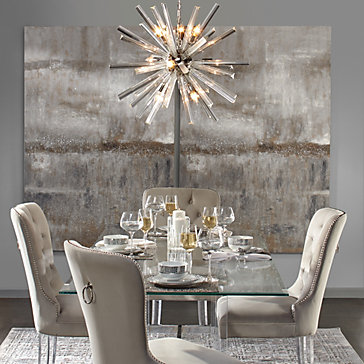 Savoy Due Diligence Dining Room Inspiration