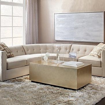Genevieve Micah Living Room