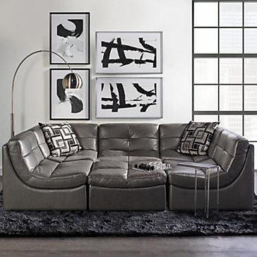 Convo Pit Orson Living Room Inspiration