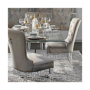 Savoy Charlotte Dining Room Inspiration