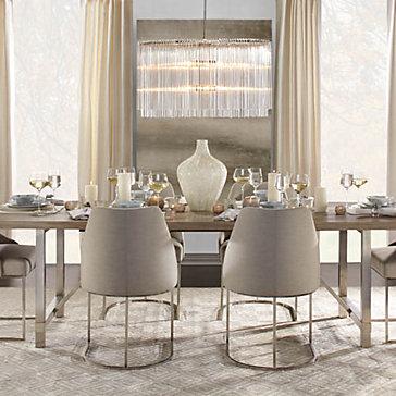 Lex Rowan Bella Dining Room Inspiration