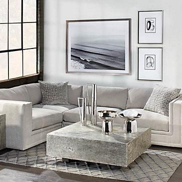 Luka Timber Living Room Inspiration