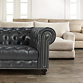 Wakefield Leather Sofa