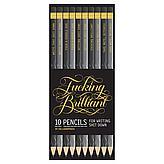 F**king Brilliant Pencils