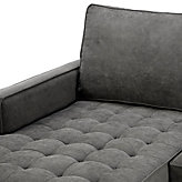 Vapor Chaise Sectional - 2 PC