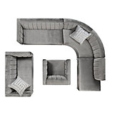 Crestmont Sectional - 3 PC