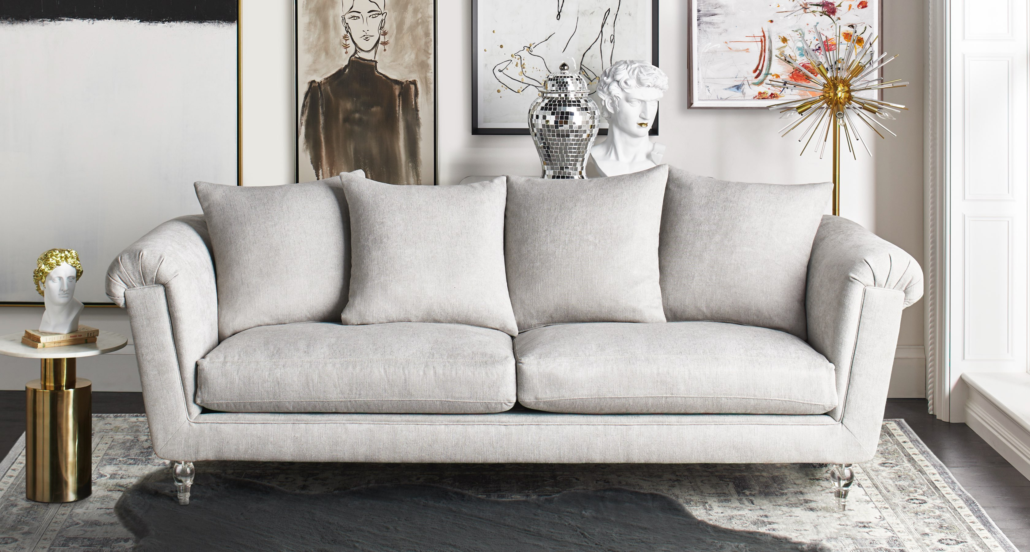 up to 20% off custom furniture