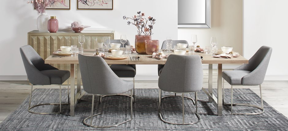 Axis Light Glimmer Dining Room Inspiration