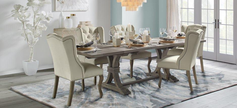 Archer Sunburst Dining Room Inspiration